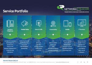 Services Portfolio | Network Telecom