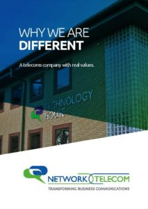 Brand Values | Network Telecom