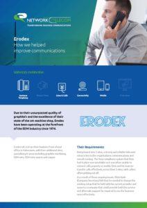 Erodex | Network Telecom
