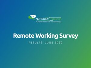 Remote Working Survey