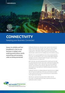 Connectivity Data Sheet