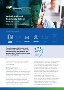 WACC | Network Telecom